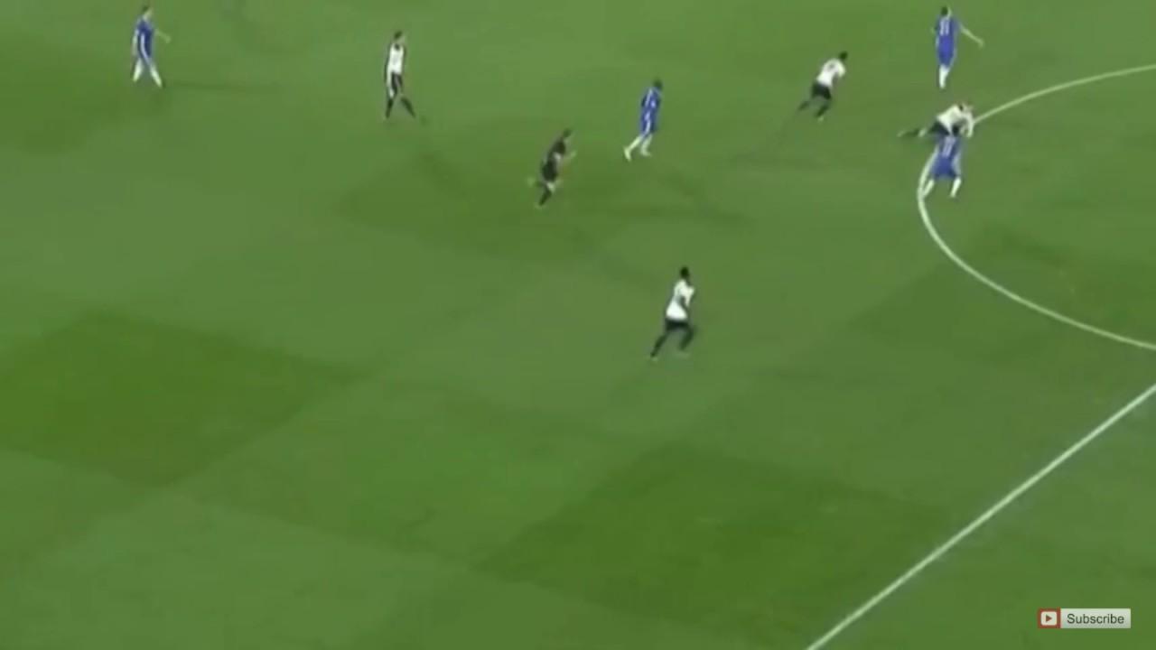Download Victor Moses goal Chelsea 2-1 Tottenham Hotspur