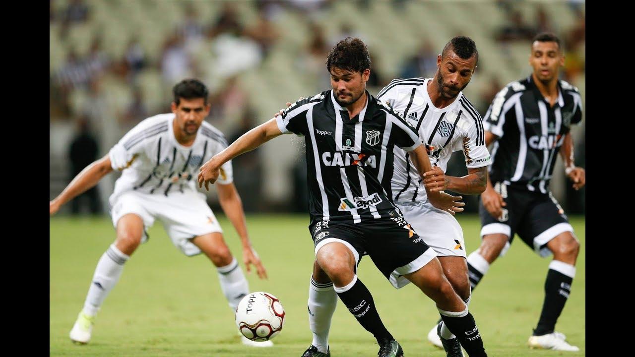 Ceará 2 x 2 Figueirense