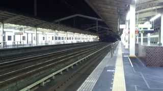 270Km/hで通過する新幹線をタイ人に見せてみた  It shows the bullet train to pass at 270Km / h in Thai girls. thumbnail