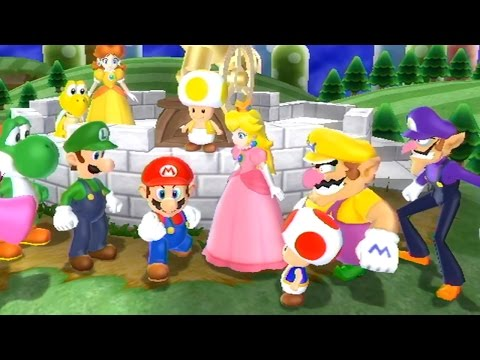 Mario Party 9 - All Boards (Solo Mode)