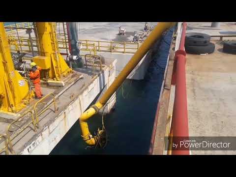 Tanker Port Loading
