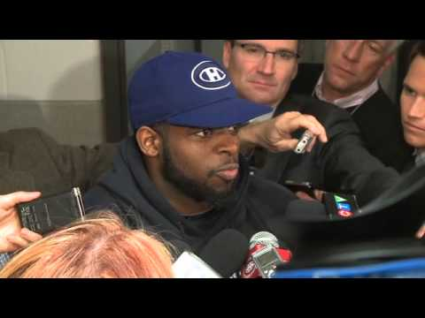 P.K. Subban after Game 7 vs Boston Bruins
