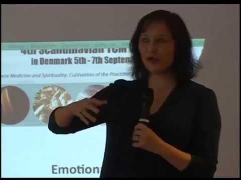 Lillian Pearl Bridges - Emotional Alchemy - TCM Congress 2014