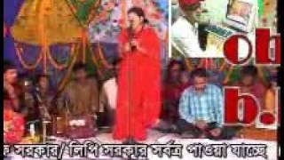 pala gaan pagol monir  and  lipi  sorkar  স্বামী স্রী পাঠ4