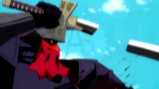 Repeat youtube video Bleach OP 13 [Ranbu no Melody] (Jackie-O Russian Full-Version)
