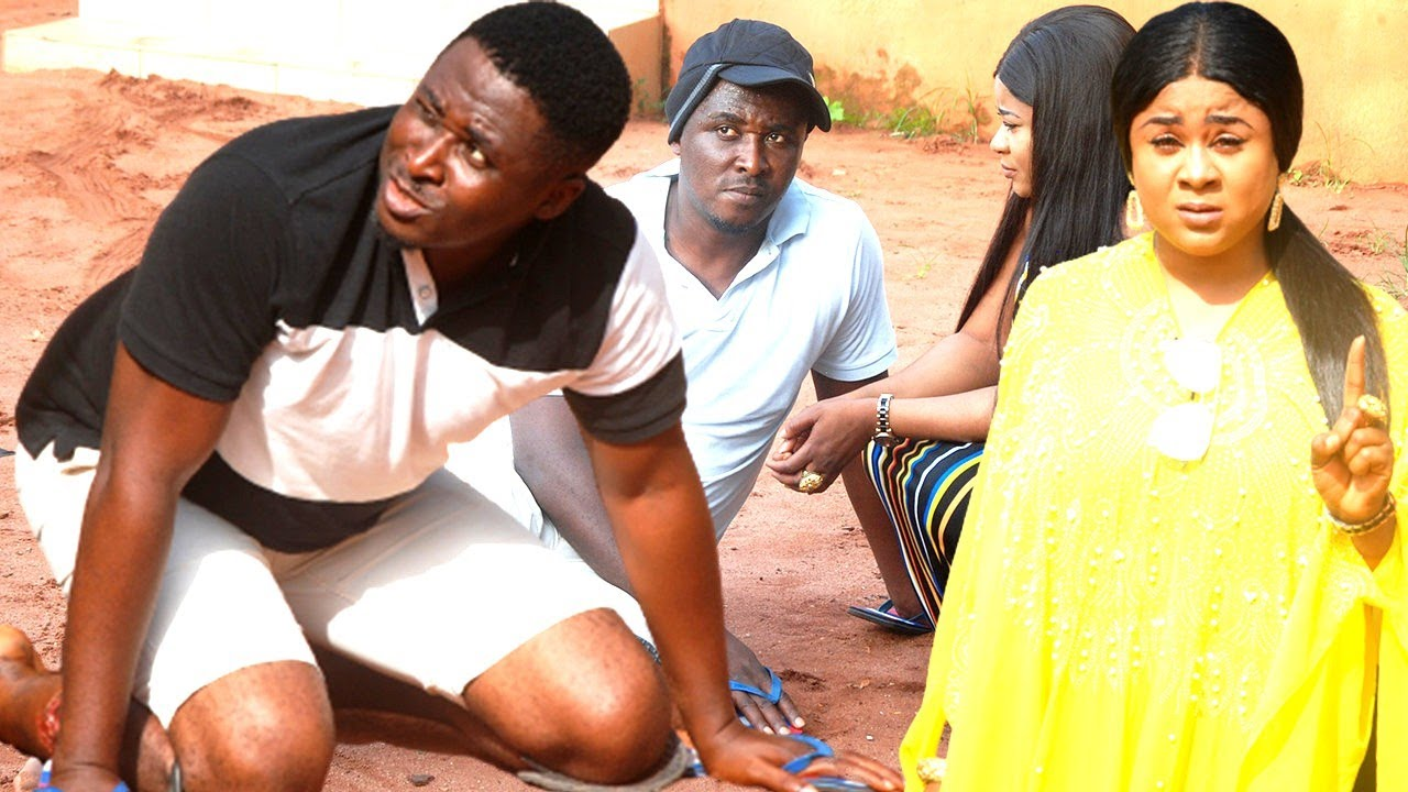 Download I BECAME CRIPPLED JUST TO FIND TRUE LOVE - LATEST NIGERIAN NOLLYWOOD MOVIES