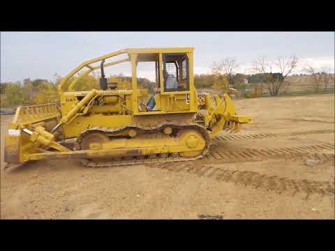 Caterpillar D5 dozer for sale | no-reserve Internet auction November 30,  2017