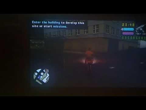 GTA vice city stories PSP glitch invisible empire site
