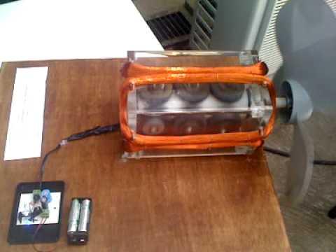 Generador e lico ulsac parte 2 youtube - Generador de electricidad ...