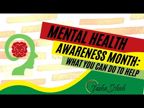 Mental Health Awareness Month: What You Can Do to Help