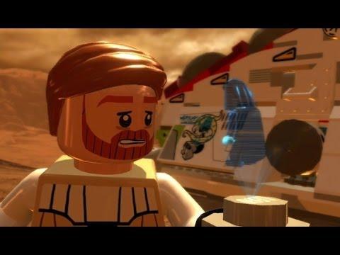 LEGO Star Wars III: The Clone Wars Walkthrough - Part 7 - Legacy of Terror