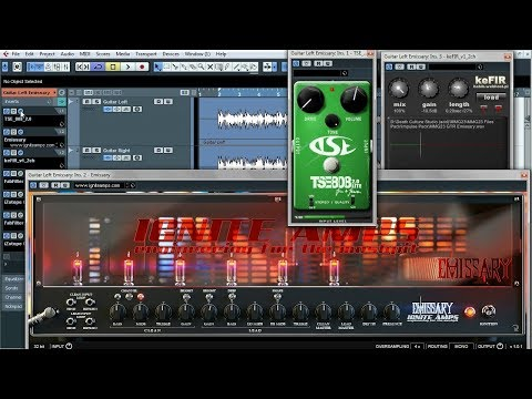 Metal Mixing Guide #23 [BIGTRAIN Tone] Beatdown/Nu Metal Style