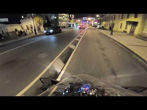 Мотоциклистка и такси, мотодтп
