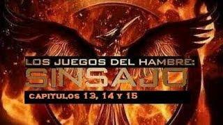 sinsajo capítulos 13 14 15 (audio libros)