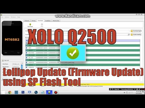 AOSP] XOLO Q2500 True Android LOLLIPOP (5.0.2) | How To Flash | Learn ...