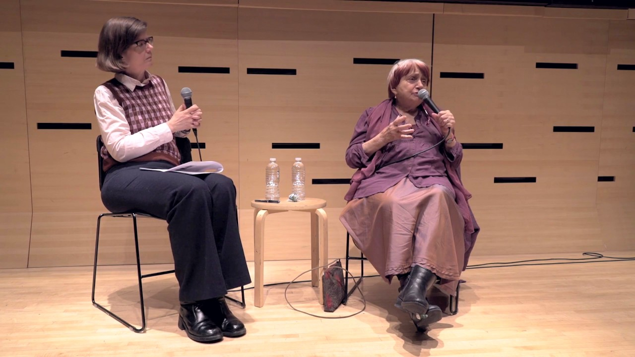 Film Society Talks   Agnès Varda
