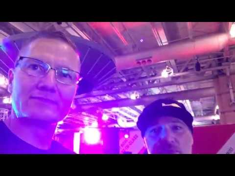 Dj expo exhibit Walk Through Teaser with Michael Joseph and John Young #DJNTVLive