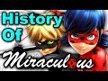 The History Of Miraculous Ladybug | A Brief History