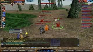 Knight Online Old Beramus Mage Party Pk USKO