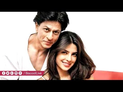 Hollywood Producer Keen To Sign SRK and PC For An International Flick!
