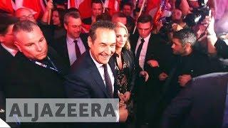 Austria's Sebastian Kurz moves towards right-leaning coalition
