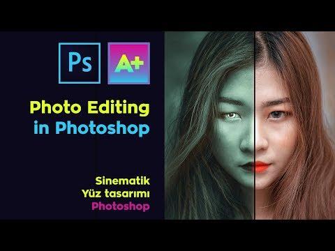 Photo Editing in PHOTOSHOP / Tutorial thumbnail