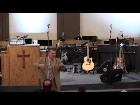 2016 Midwest Church Revitaliztion - Dr. David Crowe - Hands Held High