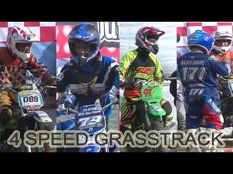 Motor Cross Grasstrack Sirkuit Bulakjumaer Langkaplancar Pangandaran