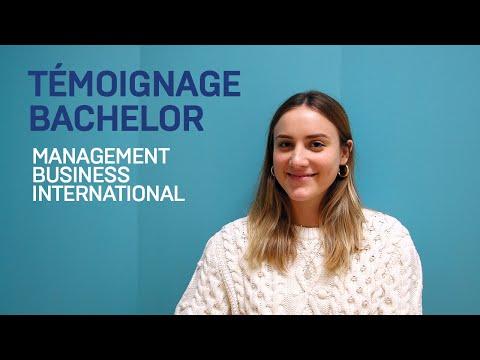 Témoignage étudiant : Bachelor Management Business International