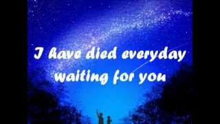 A Thousand Years Pt. 2 Lyrics--Christina Perri ft. Steve Kazee