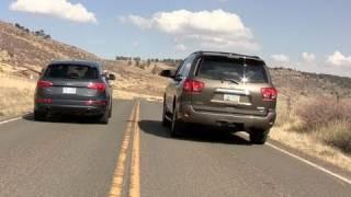 Toyota Sequoia 2011 Videos