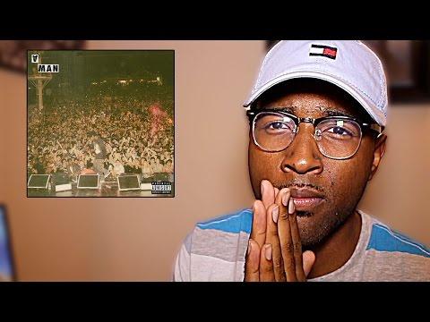 Travis Scott - A Man (REVIEW/ REACTION)