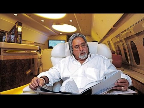 In Bad Times Vijay Mallya S Private Jet Awaits A Buyer YouTube