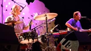 Yo La Tengo - Alyda - quiet (acoustic) set - Muffathalle Munich 2013-11-06