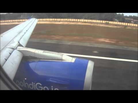 IndiGo 6E316 : Flying from Chennai to Kochi