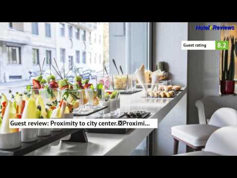 NH Milano Touring **** Hotel Review 2017 HD, Milan Center, Italy