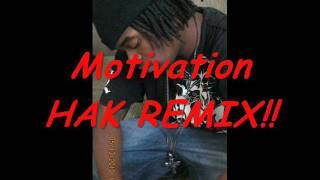 Motivation HAK Remix - Yas