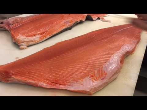 Copper River Salmon at Fish Lads in Grand Rapids