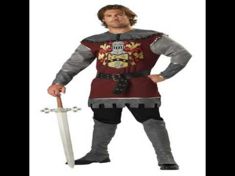 knight costumes for adults
