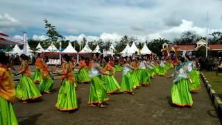 TARI OGI TO BERRU - HUT KABUPATEN BARRU KE 57 TAHUN DAN FESTIVAL BUDAYA TO BERRU 2017
