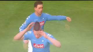 Olha oque menino neymito fes contra Napoli na 1 partida da liga dos campeões que jogão psg 4x3