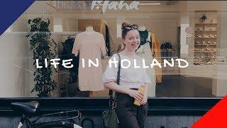 Жизнь в Голландии, еда, супермаркеты. Интервью и опыт проживания в Нидерландах.