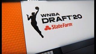 WNBA 2020 Draft Highlights