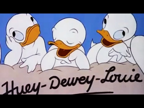 Donald Duck's Naughty Nephews - Disney Classic Collection with Huey, Dewey & Louie!
