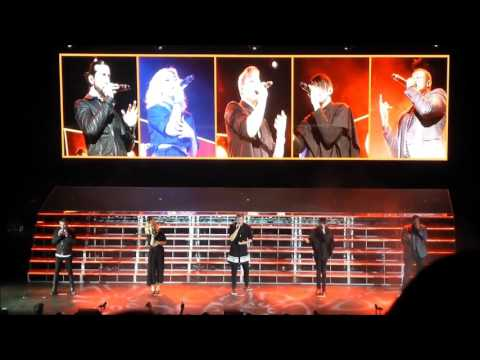 Pentatonix - The Evolution Of Music - Live - 2015