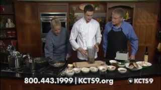 Wild & Creamy Mushroom Soup | Kcts 9 Cooks: Chef's Kitchen