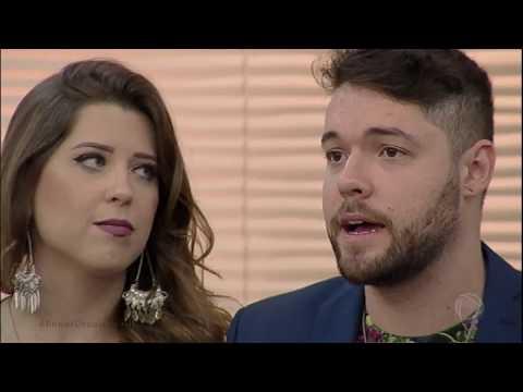 Em votação surpreendente, Andressa e Nasser são eliminados do Power Couple Brasil