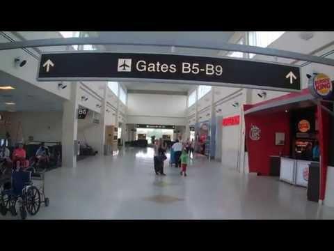 Inside Southwest Florida International Airport