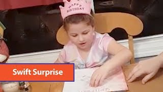 Parents Surprise Girl With Concert Tickets