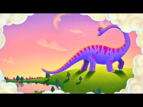 Бобр Добр - Динозавр (7 серия) | Мультсериал для детей